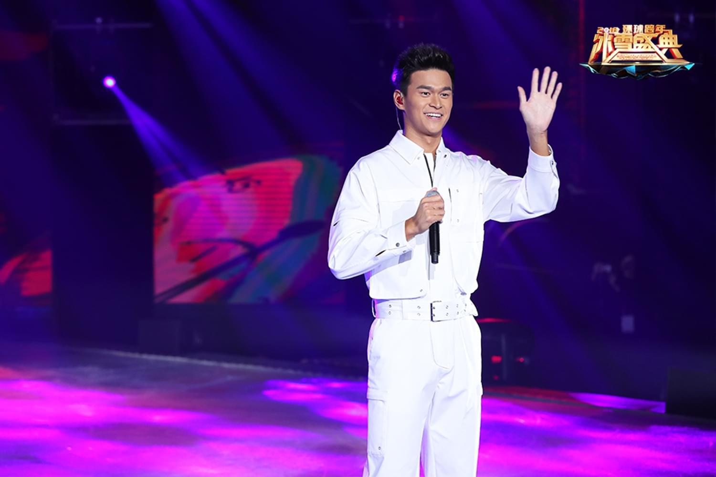 孙杨北京卫视跨年录制 受邀加盟《跨界歌王》