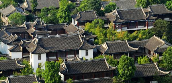 """""""中国最大私家园林""""藏身合肥13年成烂尾"""