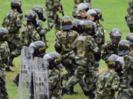 特战比武:武警阳江市支队荣获团体第三名