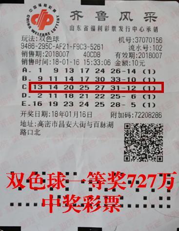 """727万大奖得主携""""保镖""""火速领奖 购彩初衷只为""""排解苦闷""""!"""