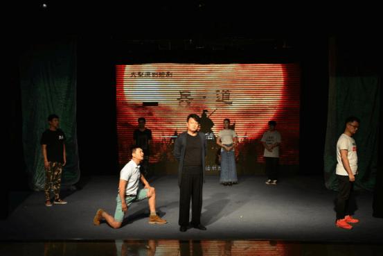 山东省话剧院大型原创话剧《兵·道》8月初首演