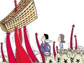 全国重点城市对房地产依赖排行:深圳最低