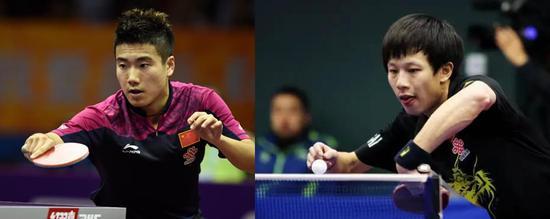 国乒男双组合报名公开赛被拒 乒联回应:名额已满