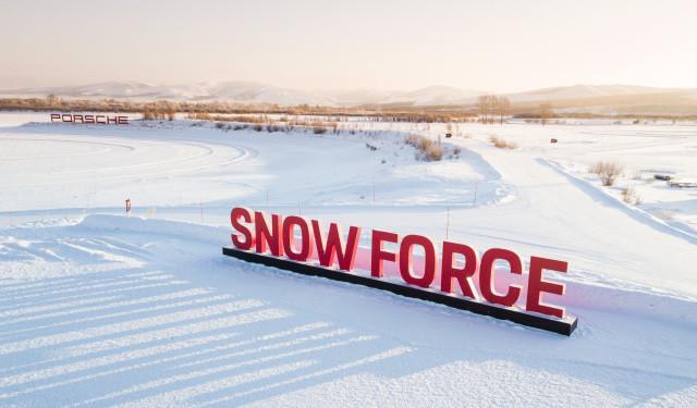 ESP OFF,我们横着走!与保时捷凌驾风雪