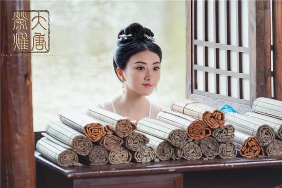 《大唐荣耀》口碑持续发酵 业内外公认电视剧春节档期黑马