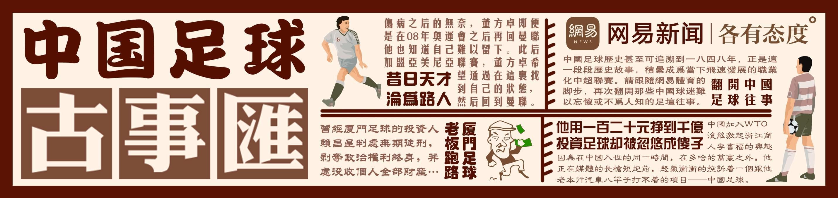 曝1中超队队长涉假球遭俱乐部活埋 逃至香港曝光黑幕