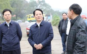 长寿书记赵世庆:全面落实河长制 共抓长江大保护