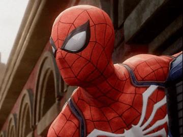 PS4独占大作《蜘蛛侠》