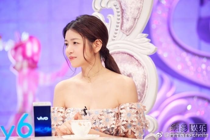 陈妍希综艺连播 传将加入《我们来了》引期待