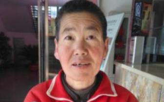 大同救助55岁疑似智力障碍自称陈云华 急寻亲属