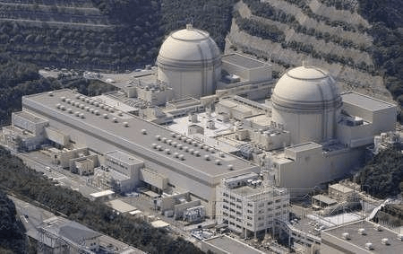 受神户制钢造假影响 日本大饭核电站推迟2月重启