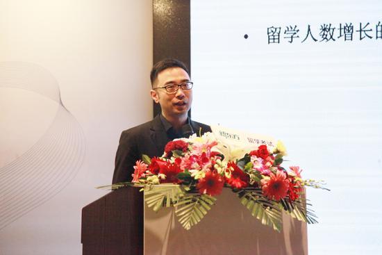 新东方前途出国副总裁、新东方海威时代总裁 俞仲秋