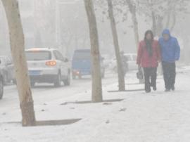 运城市副市长崔元斌调研指导气象应急工作