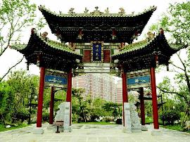 """""""太原园""""在第十一届中国园博会上大放异彩"""