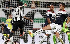 意甲第4轮-尤文图斯4-0卡利亚里