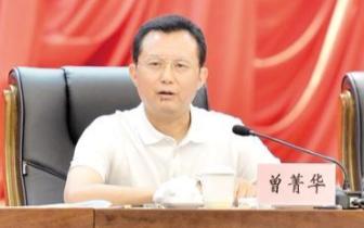潼南书记曾菁华:聚焦问题精准发力加快实现乡村振兴