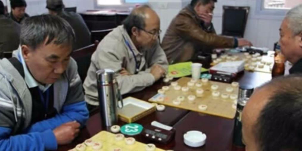 宜宾市第五届老年人运动会象棋比赛在江安举行