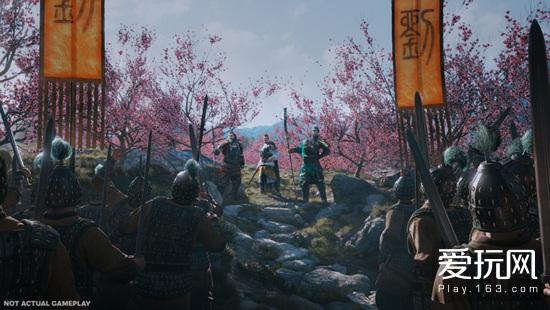 重新定义三国游戏 《全面战争:三国》正式公布