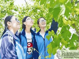 """运城市实验中学 组织学生学习""""接地气的知识"""""""