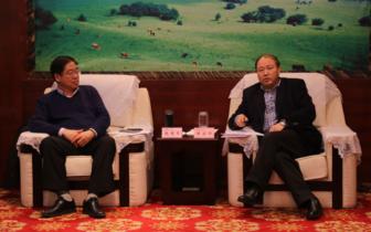 武隆书记黄宗华:打造出生态和视觉工业的亮点