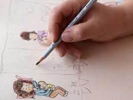 青岛一护士手绘萌萌漫画 趣味表现产护知识