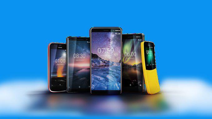 诺基亚雄心勃勃:想靠4G功能机打入印度市场前五