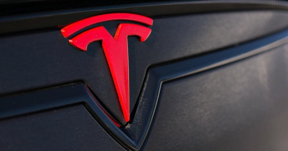特斯拉T型车标含义:电动马达的横截面的照片 - 1