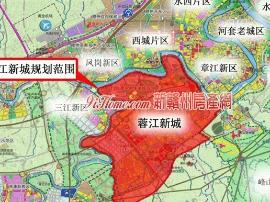赣州蓉江区今年将开始动工修路 总投资15.1亿元