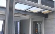 邻居私搭违建引居民投诉 物业断电阻工