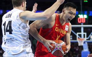 世预赛男篮负新西兰 阿联空砍37分