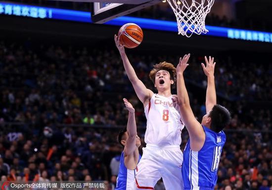 前瞻:世预赛男篮红队客战韩国 丁神王哲林联手出击