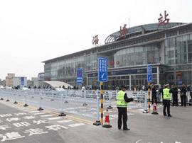 淄博火车站南广场项目提速!这些地方都在改造!