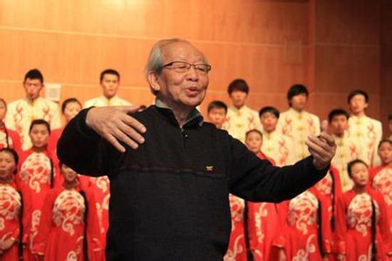 94岁指挥家严良堃去世 曾指挥《黄河大合唱》