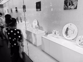 山西全省陶艺师生585件作品在太原美术馆展出