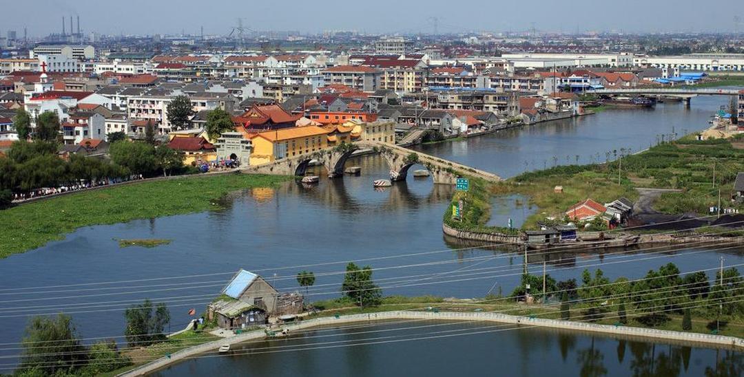 接轨上海的重大合作项目正式落地