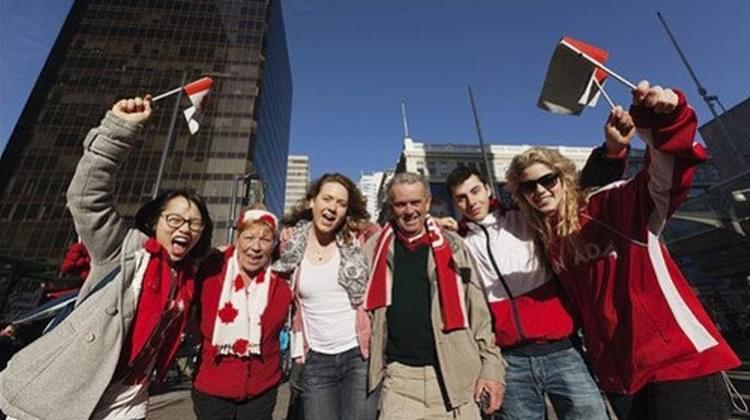 加拿大迎来史上最大移民潮 达30年来最高值