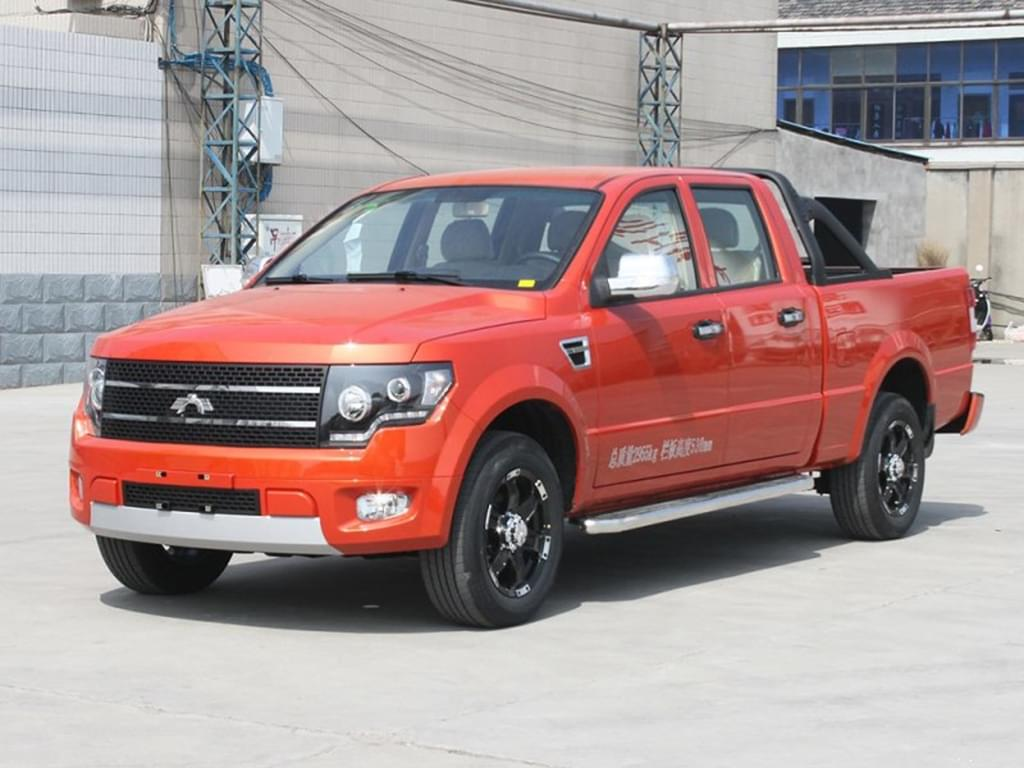 汽油版售7.98-9.38万元 新款卡威K1上市