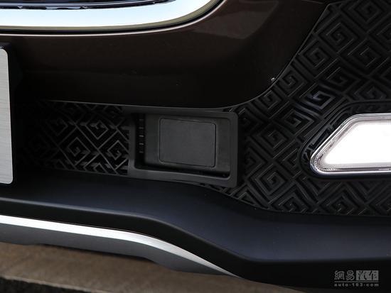 主要推荐标准型 君马汽车S70全系导购