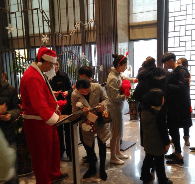 壹號府邸 周末High出新高度 圣诞狂欢圆满落幕