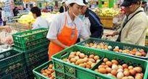 上半年 河北肉蛋菜价格均出现较大降幅