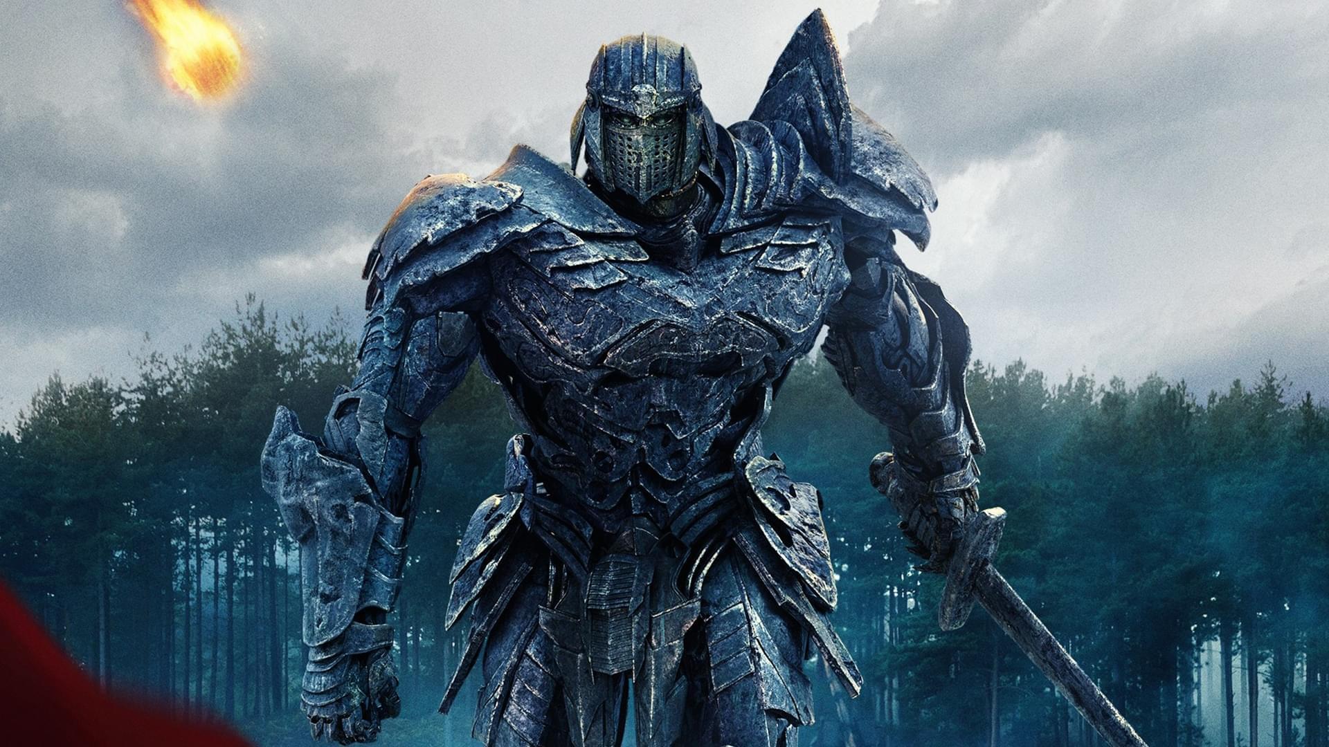 《变形金刚5:最后的骑士》狂揽收割高票房!