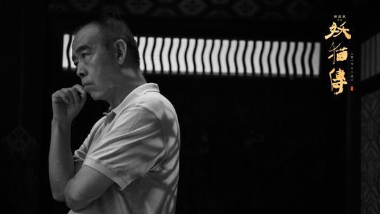 陈凯歌分享与影评人故事:希望中国电影多出狂生