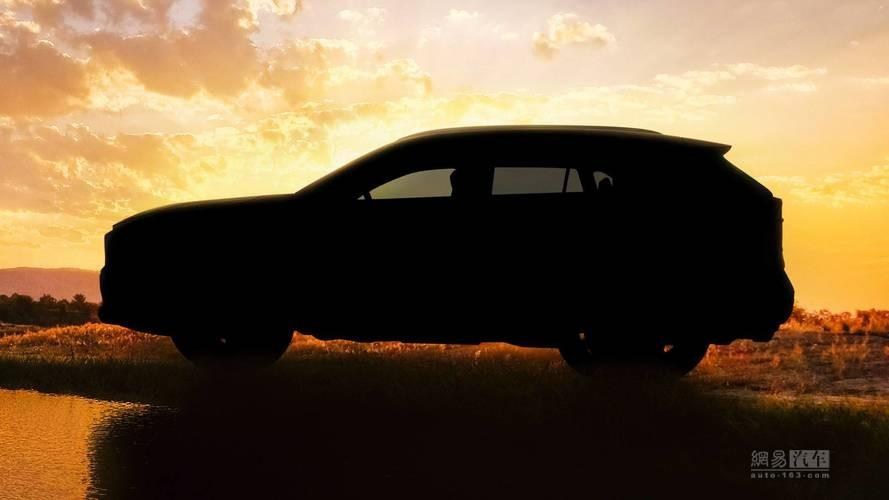 纽约车展首发 新一代RAV4官方预告图发布