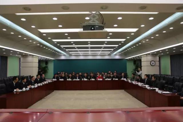 绿色发展 携手共赢——淮安市环保局赴市供电公司考察学习