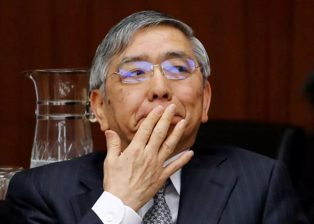 73岁的他再获提名日本央行行长 被称安倍心腹