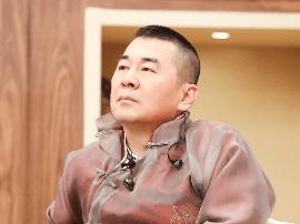 """《跨界歌王》陈建斌:脱了""""龙袍""""就是马甲线"""