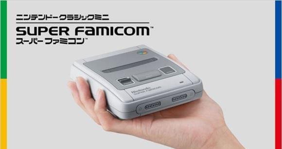 激动!迷你超任机将于9月16日在日本开放预购