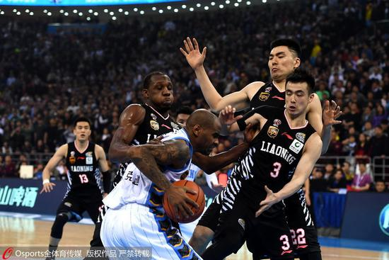 前瞻:京辽战G2北京欲扳平总分 杰克逊叫阵哈德森