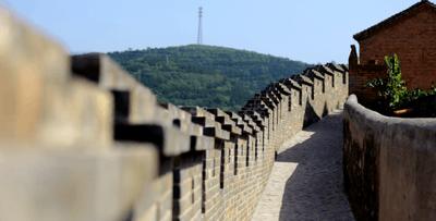 阳城县砥洎城:一座别具一格的城堡式建筑