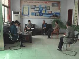 山西省环境保护督查组来新绛县督查工作